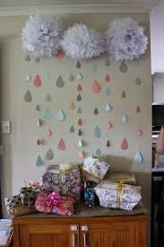 Baby Shower Table Setup by Best 25 April Showers Ideas On Pinterest Cloud Baby Shower