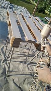 How To Make Patio How To Make A Beautiful Backyard Patio Using Pallets Others