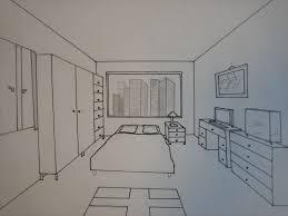 stunning chambre en perspective dessin pictures design trends