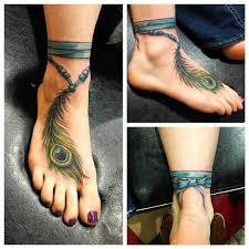 feather on foot tattoo foot tattoo ideas chhory tattoo