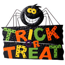 2017 trick or treat hopewell township