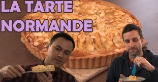 herv2 cuisine hervé cuisine chez vous une tarte aux pommes normande tart