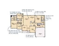 dual master suite home plans beverly dual master suite house plan schumacher homes