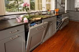 Gray Painted Kitchen Cabinets by Gray Kitchen Remodel Contemporary Kitchen Minneapolis By