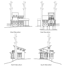 treehouse floor plans gallery a tiny house in the trees david matero small house bliss