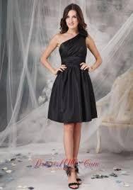 little black dresses black short or long prom dresses