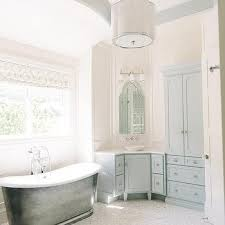Masters Bathroom Vanity by Master Bathroom Corner Vanity Design Ideas