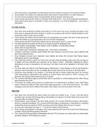 emergency drill report template disaster emergency plan policy