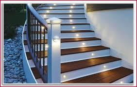 solar led deck step lights solar deck steps lighting solar outdoor light for steps home