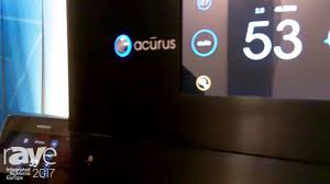 home theater preamp processor ise 2017 acurus act 4 preamp processor immersive home cinema