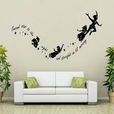 141 charming utensil decals 5ft kitchen wall decal knife spoon dining room decals modern diy peter pan cartoon mural wall stickers kids boy living room dining