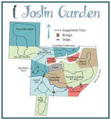 Buckeye Trail Map Joslin Garden U2014 City Of Oaks Foundation