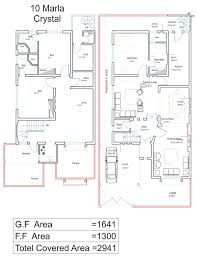 10 marla home front design 10 marla house plans civil engineers pk new home map design home