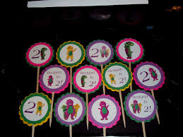 Barney Party Decorations Ideas Of Barney Birthday Party Themes Design Decorating Of Party