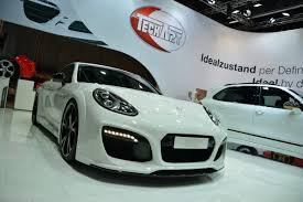 techart porsche panamera techart u0027s new grandgt package for facelifted porsche panamera