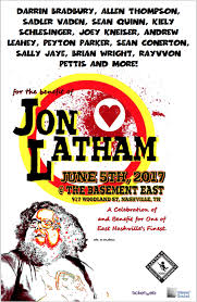 a benefit for jon latham