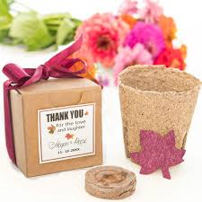 flower seed wedding favors plantable seed wedding favors flower seed party favors