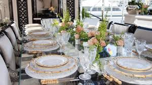 table setting pictures how to create beautiful superyacht table settings for every