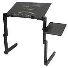 Portable Standing Laptop Desk Portable Folding Laptop Notebook Table Desk Adjustable Laptop