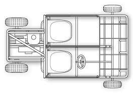 Buy Blueprints 2 Seater Go Kart Plans Kits Parts Plans