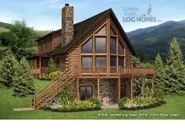 cabin homes plans crafty 9 log home floor plans montana big logs homes designs log