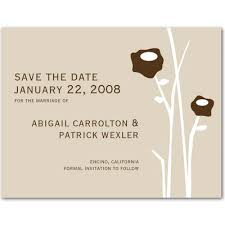 Cheap Save The Date Vinca Save The Date Cards Card Description