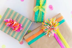 gift paper tissue tissue paper crafts 50 diy ideas you can make with the kids cool