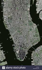 New York Manhattan Map Manhattan Island Map Stock Photos U0026 Manhattan Island Map Stock