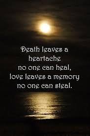 loss of a loved one quote quotes to live 546919