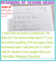 teaching handwriting when homeschooling the early years part 3