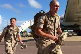 Challenge News Au Record Number Of Us Marines To In Australia In Symbolic