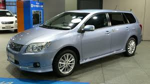 toyota corolla gas consumption toyota corolla fielder i 1 5i 4wd 110hp car technical data power