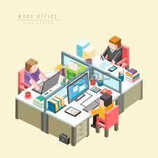 travaux de bureau bureau travail banque d images vecteurs et illustrations libres de