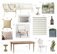 Cb2 Patio Furniture by Furniture Archives Elements Of Style Blog