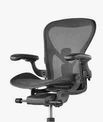 1143 best chairs sofas u0026 herman miller aeron used size a leather arm task chair carbon