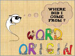 word origin wordpandit