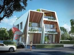 Row House Model - township rendering u2013 3darchitecturaltownshipview