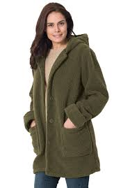 plus size outerwear coats u0026 jackets for women woman within