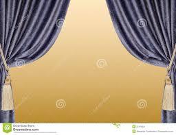Alexander Curtains Velvet Curtains Background Stock Photo Image 55476051