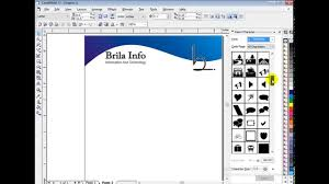 Business Letterhead Designs by How To Design Letterhead For Your Business Youtube