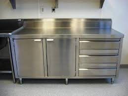 Kitchen Cabinet Stainless Steel Kitchen Stainless Steel Kitchen Cabinets Within Greatest