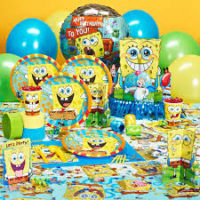 cheap party supplies spongebob party supplies cheap spongebob party supplies for