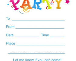 invitations for birthday party invitations for birthday party and
