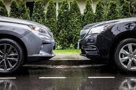 acura rdx vs lexus rx comparison test 2014 lexus rx350 vs 2014 acura mdx autos ca