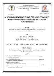 pacemaker chambre la stimulation cardiaque simple et chambre