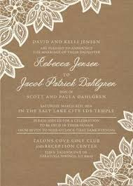 words for a wedding invitation best 25 wedding invitation wording ideas on how to