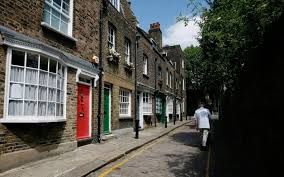 in house house prices the 10 areas with the greatest rise in house