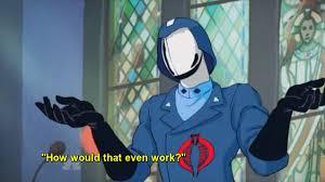 Cobra Commander Meme - community g i joe cobra commander destro g i jeff burnettski92