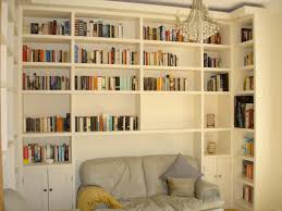 turn the living room into a library love this home ideas