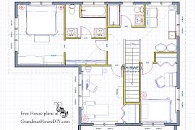 free house plan an old style farm house with a grand and open